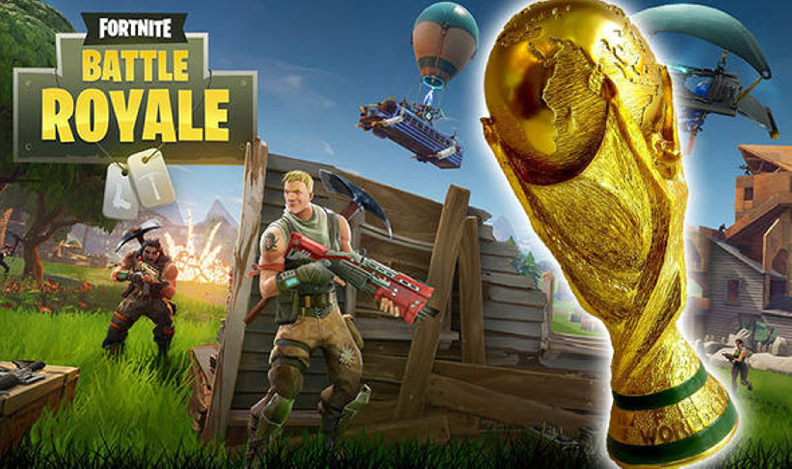 Epic Games анонсировала Fortnite World Cup