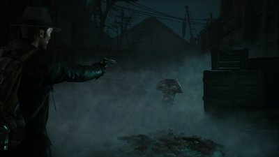 The Sinking City: Новый трейлер и дата релиза
