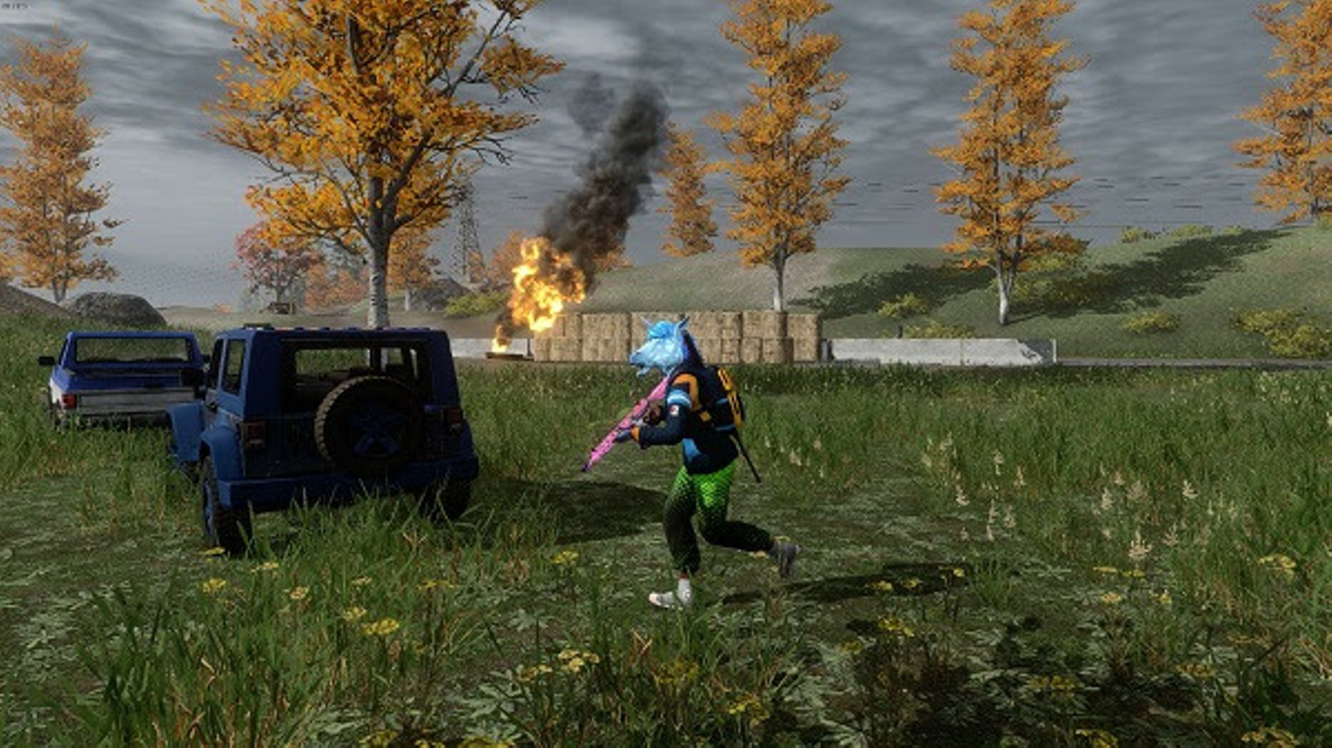 В H1Z1 Battle Royale появилась новая карта