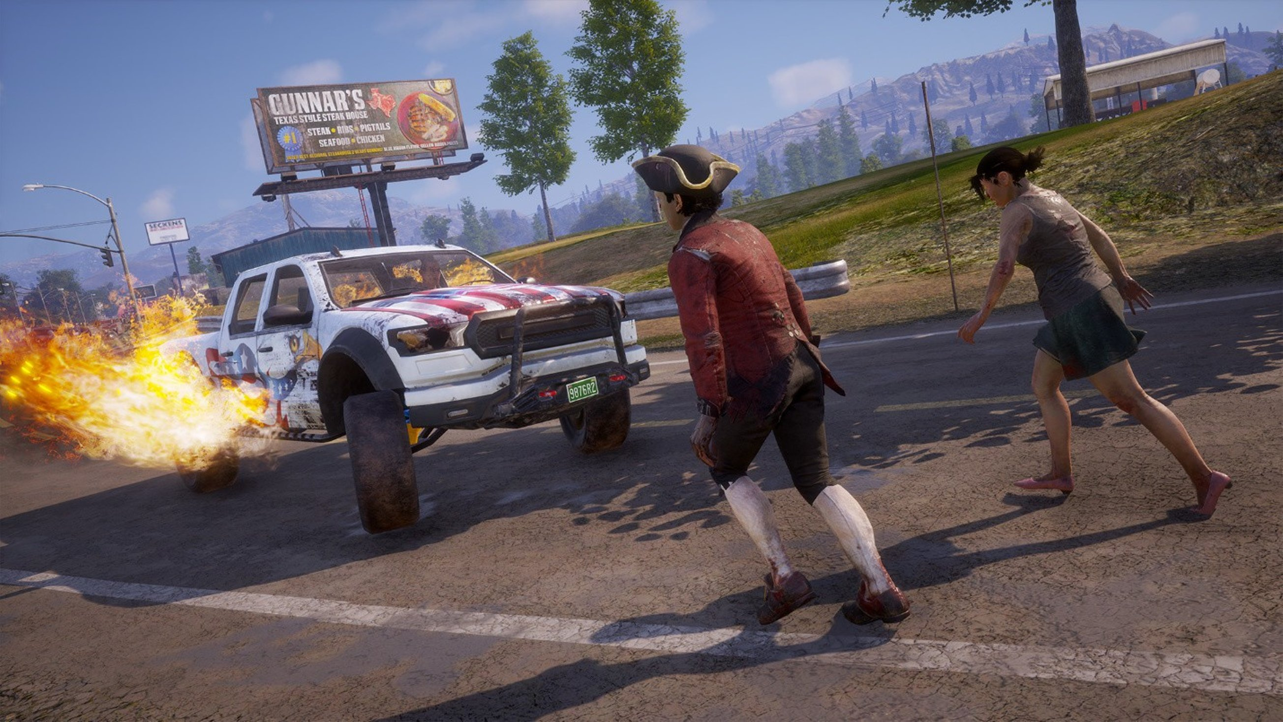 State of Decay 2 получила дополнение Independence Pack