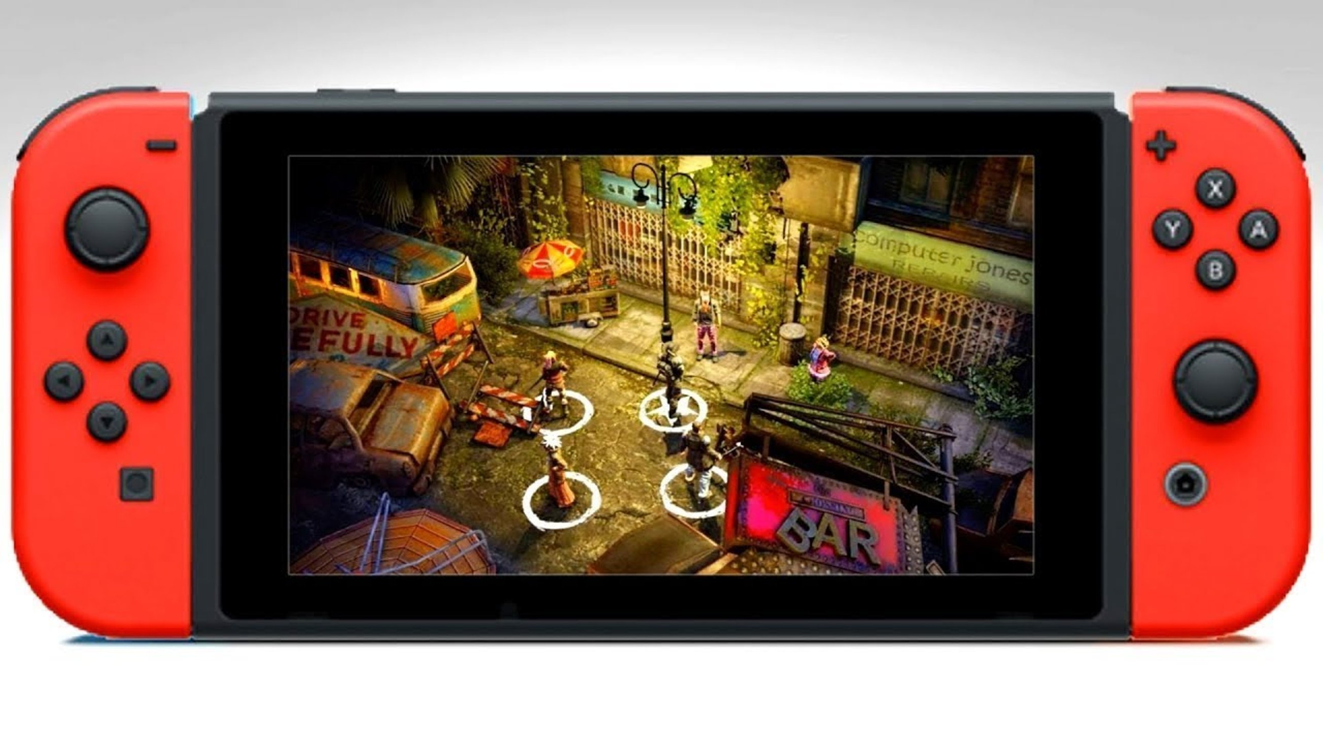 Wasteland 2 выйдет на Nintendo Switch