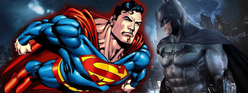 Rocksteady работает над игрой Superman: World's Finest