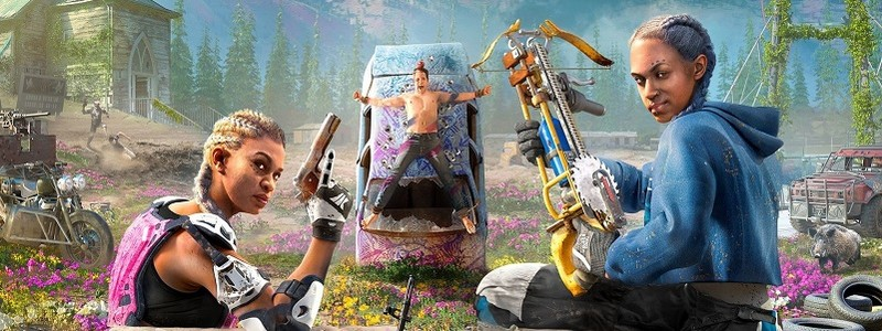 Системные требования Far Cry: New Dawn для ПК. У вас пойдет?